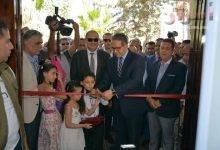صورة وزير الأثار فى زيارة لمحافظ الغربية لإفتاح متحف أثار طنطا بعد غلقه لمدة 19 عام