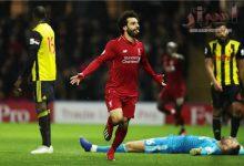 صورة ماذا قدم محمد صلاح مع ليفربول أمام واتفورد