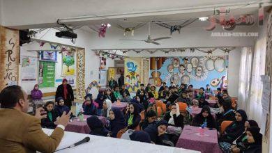 """صورة ندوة بغرب الاسكندرية حول """" أهمية الاعلام في رفع الوعي """""""