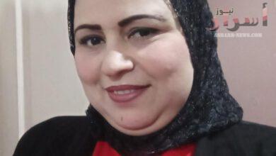 صورة منى قطامش تكتب إلا رسول الله