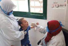 """صورة صحة المنيا تواصل فعاليات المبادرة القومية للوقاية من شلل الأطفال بلقاح """"سولك"""
