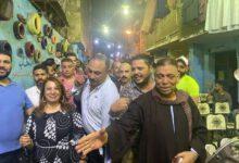 صورة أبوحجر يحظى بدعم الجماهير من اهالى الدائرة