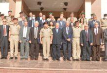 """صورة هيئة البحوث العسكرية تنظم ندوة إستراتيجية بعنوان """" الإستراتيجية القومية لمجابهة تهديدات التدخل الدولى والإقليمى فى الأزمة الليبية وتأثيرها على الأمن القومى """""""