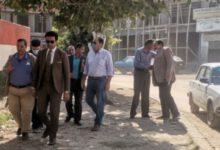 صورة حلم أبناء مديرية التحرير بدء يتحقق فى استكمال مستشفى مركز بدر المركزي