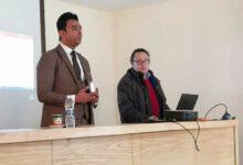 صورة انطلاق الدورة التدريبية عن متطلبات تحسين الجودة والسلامة
