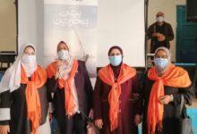 صورة العنف ضدد المرأة ندوة مع فيلم بين بحرين بمجلس قروى الكلالسة بقوص