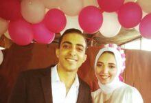 صورة أسرار تهنئ النقيب محمد الحمصي بعقد قرانه