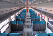 صورة وزير النقل يعلن وصول 19 عربة سكة حديد جديدة للركاب إلى ميناء الإسكندرية