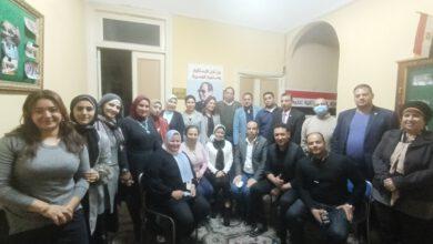 صورة مروان عبد الحميد يعقد اجتماع مع قادة الفرق بالمحافظات