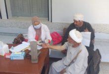 صورة راجي تاوضروس : الكشف على 1143 حالة خلال القافلة الطبية بقرية الدهسة مركز فرشوط