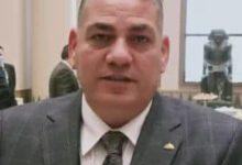 صورة وكيل وزارة الصحة يتقدم بالشكر للنائب خالد نحول عضو مجلس النواب لدعمة القافلة الطبية