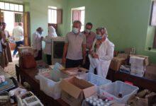 صورة راجي تاوضروس…الكشف على 1150 حالة بقرية نجع عزوز – مركز دشنا خلال القافلة الطبية